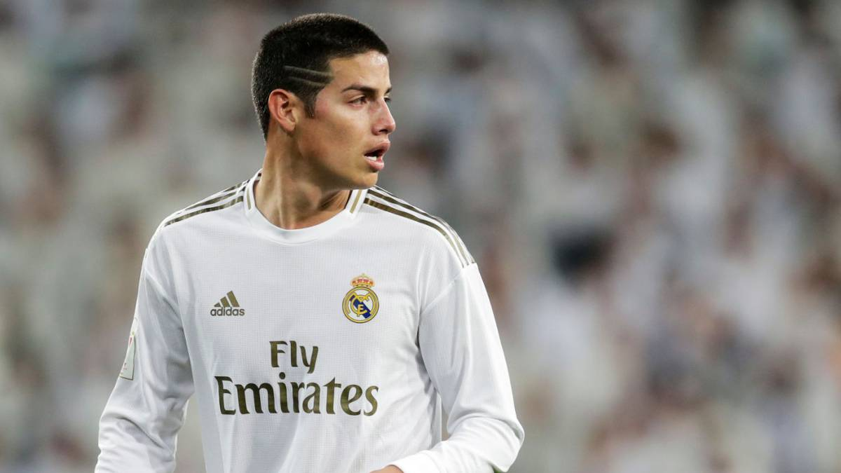 Atletico Madrid Negotiating With Real Madrid For James Rodriguez As Com