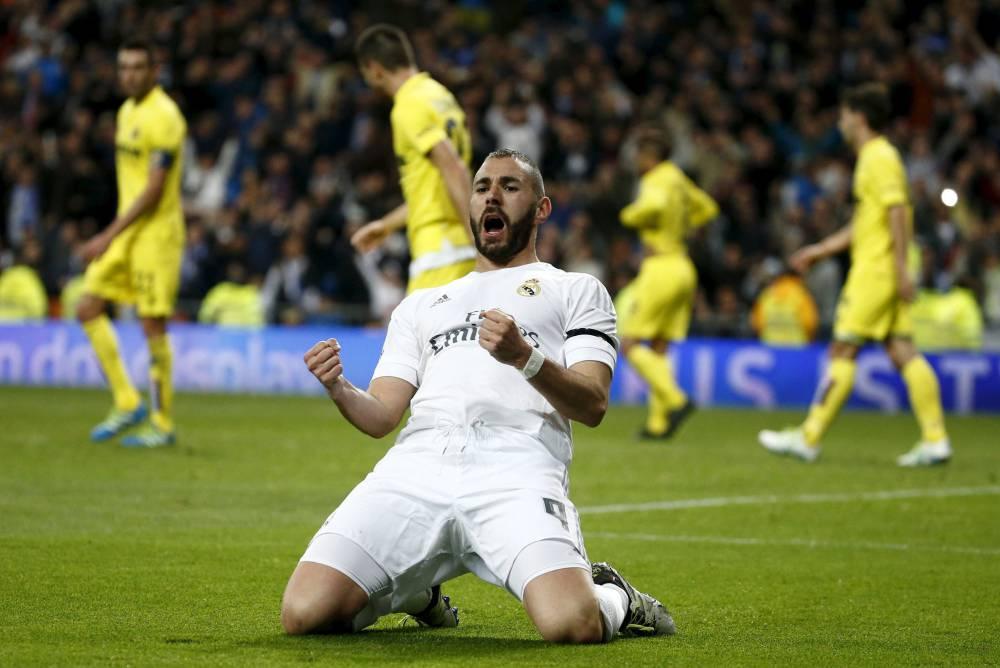 Real Madrid Villarreal As It Happened AS com