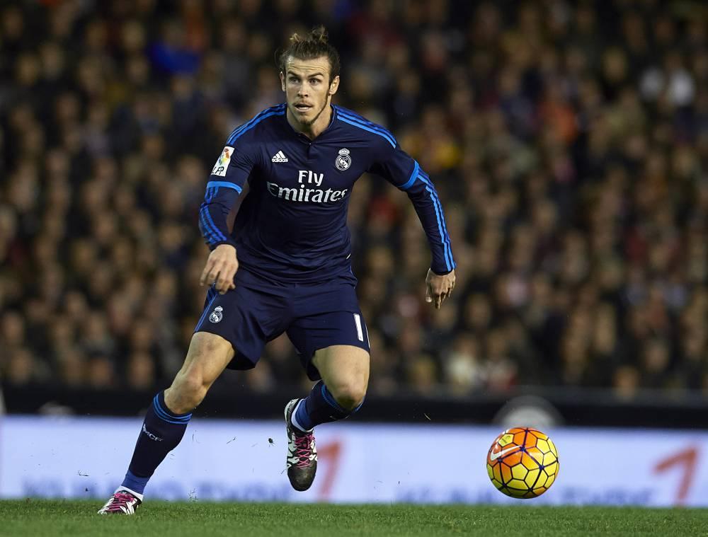 Rayo Vallecano-Real Madrid: Bale, Jesé, Isco and Kovacic