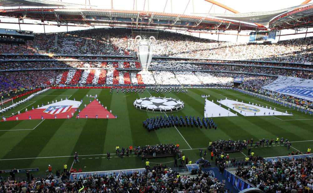 champions league final 2016 madrid and atletico allocated 20 000 tickets each in milan as com champions league final 2016 madrid