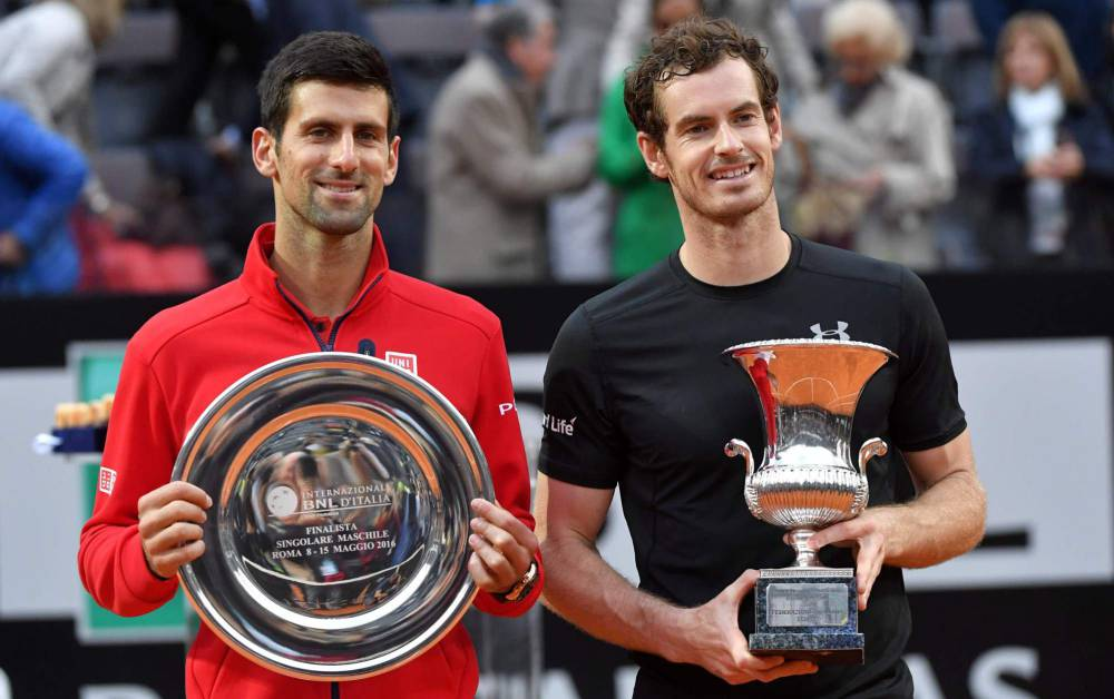 Tennis Murray Beats Djokovic To Lift Rome Masters Title As Com