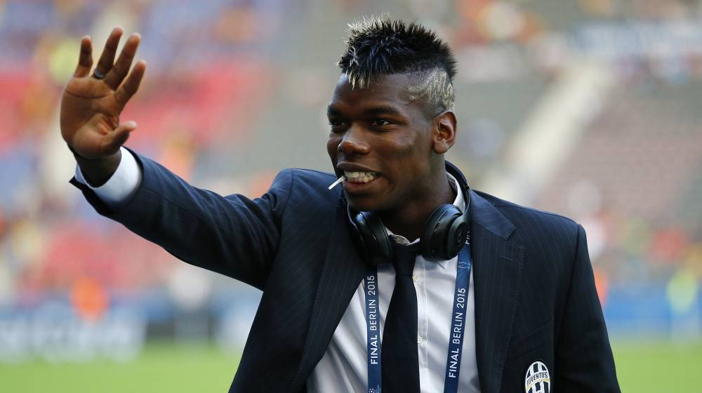 Real Madrid | Madrid not out of the running to sign Pogba
