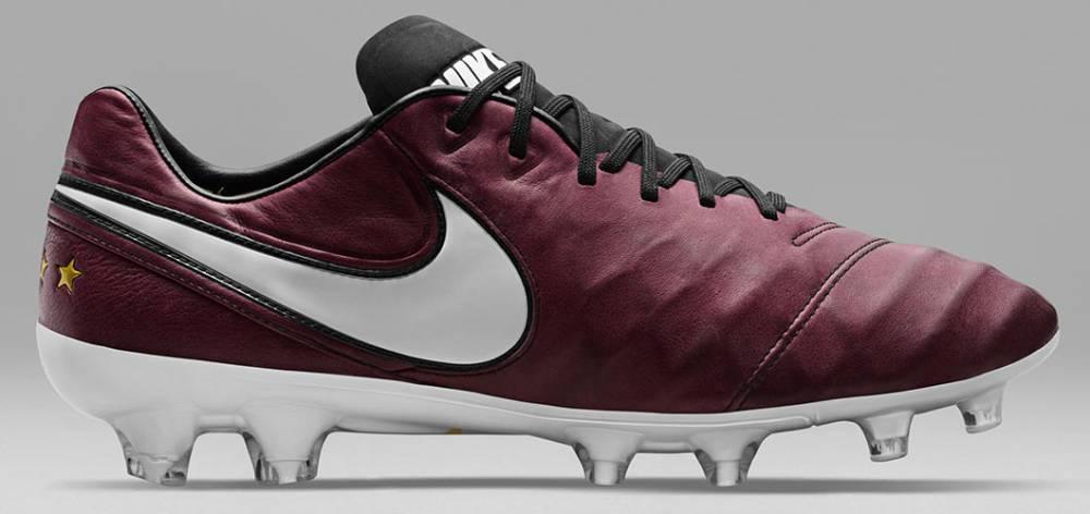 buy popular 380f2 e7bdf Nike   Nike launch Andrea Pirlo Merlot coloured Tiempo boots ...
