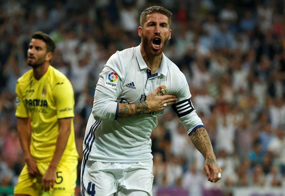 Real Madrid Villarreal Result Match Report Goals AS com