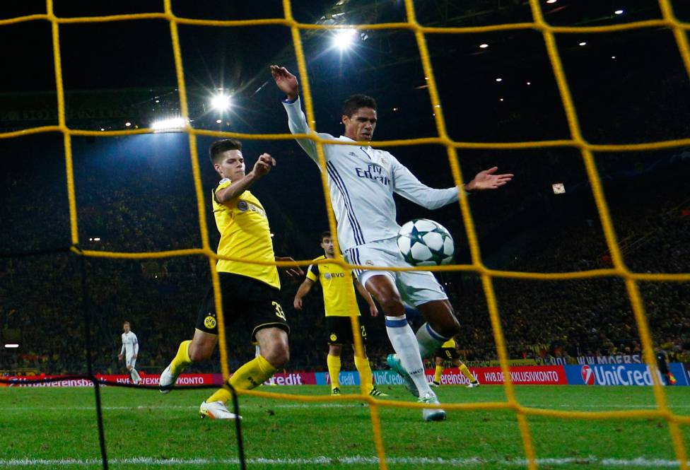 Borussia Dortmund vs Real Madrid: UEFA Champions League, goals and