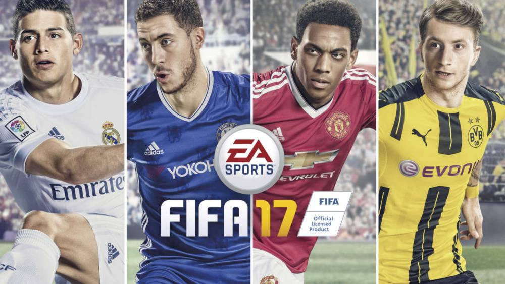 outlet store 1b33e 1269e Gaming | No Iceland national team as FIFA 17 launches in US ...