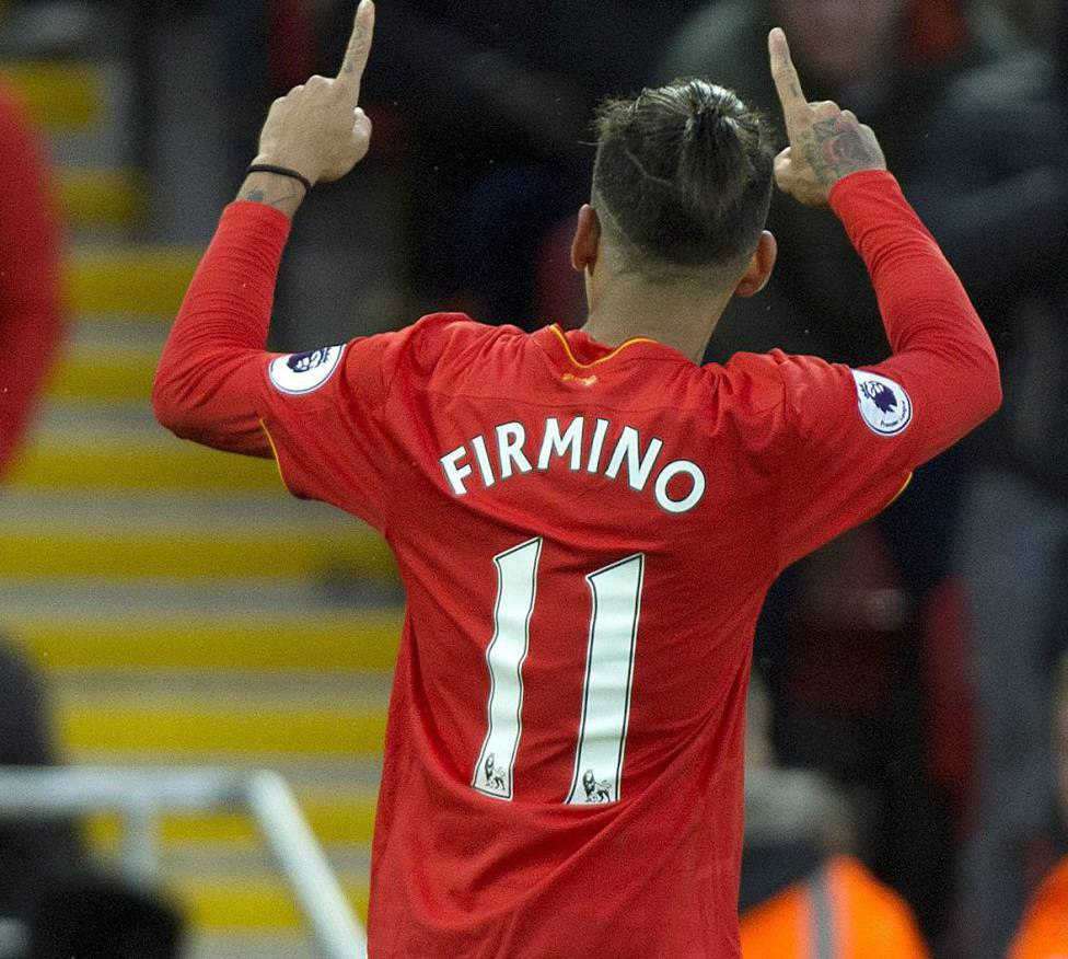 competitive price 07aab 0d667 Liverpool | Firmino: Hoffenheim discovered star on Football ...