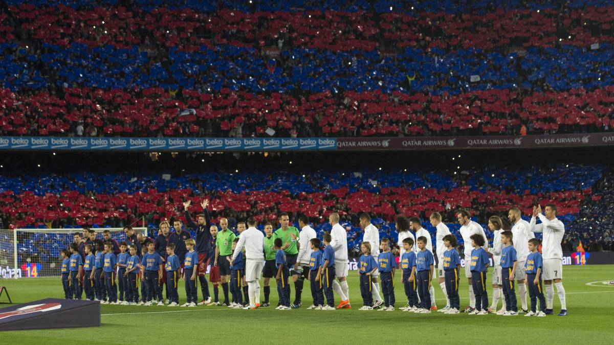 El Clasico Uk How And Where To Watch Barcelona Vs Real Madrid
