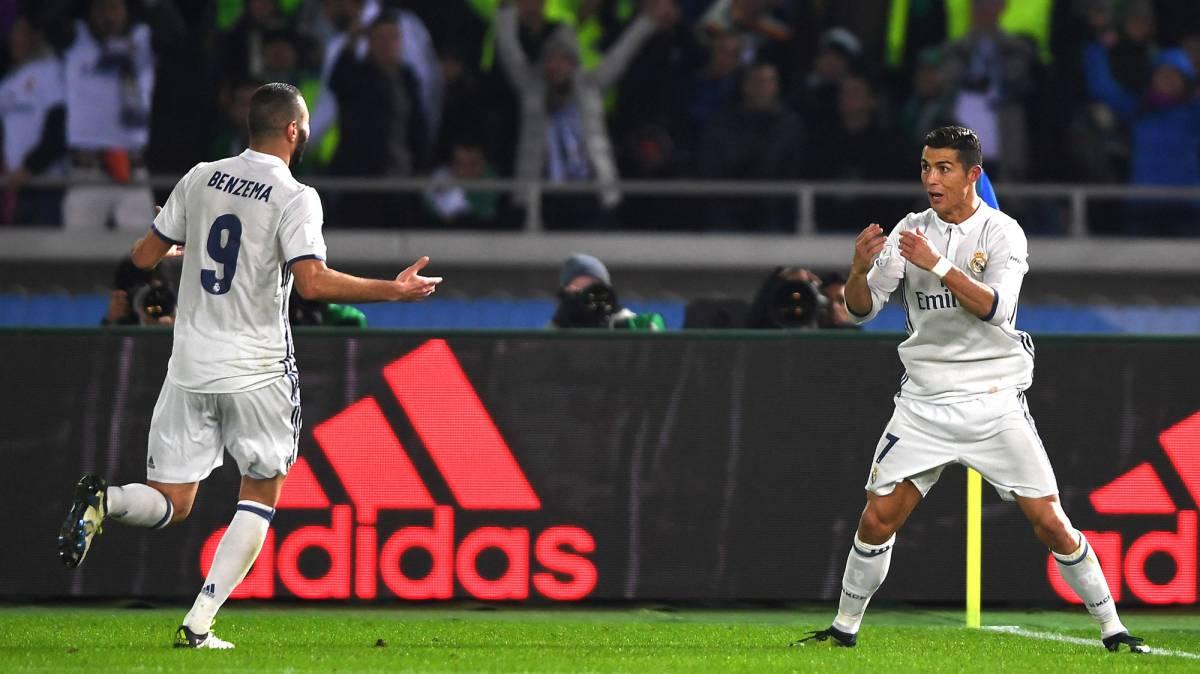 Live Real Madrid 4 2 Kashima Real Madrid Club World Cup