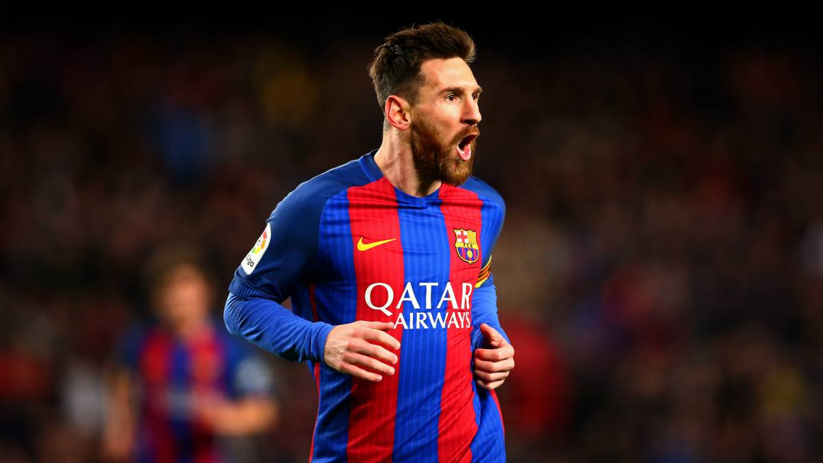 Barcelona Lionel Messi Leads The Laliga Pichichi Top