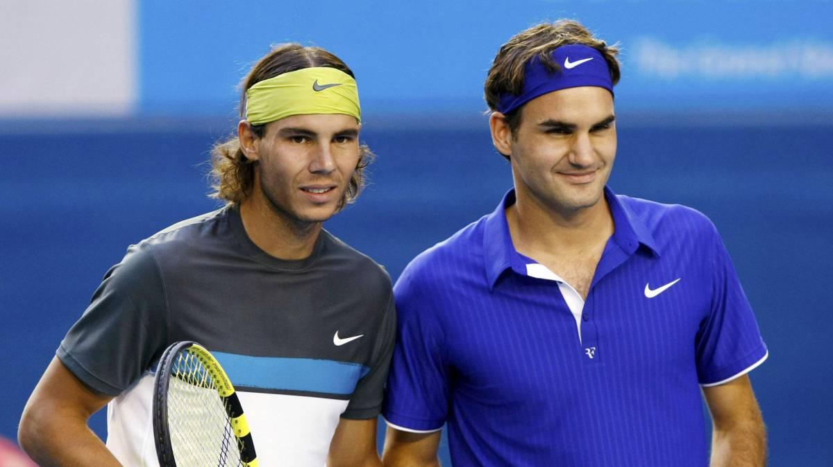 Australian Open Roger Federer V Rafa Nadal Grand Slam Finals As Com