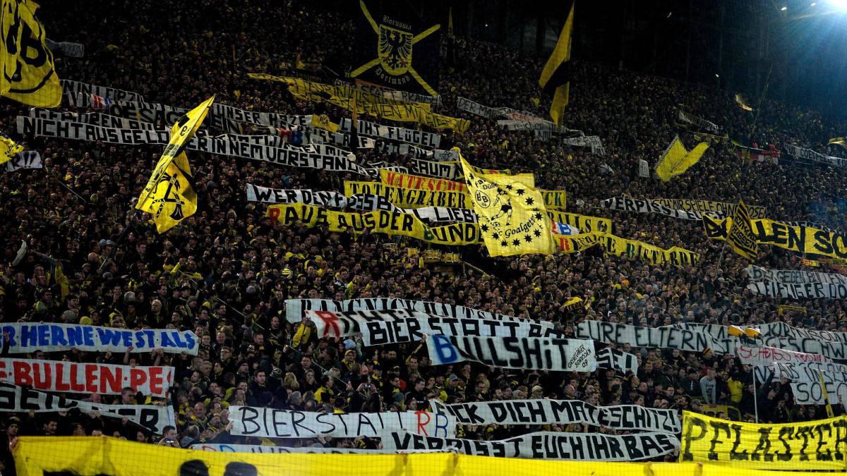 Dortmund Apologise To Leipzig Over Fans Violence As Com