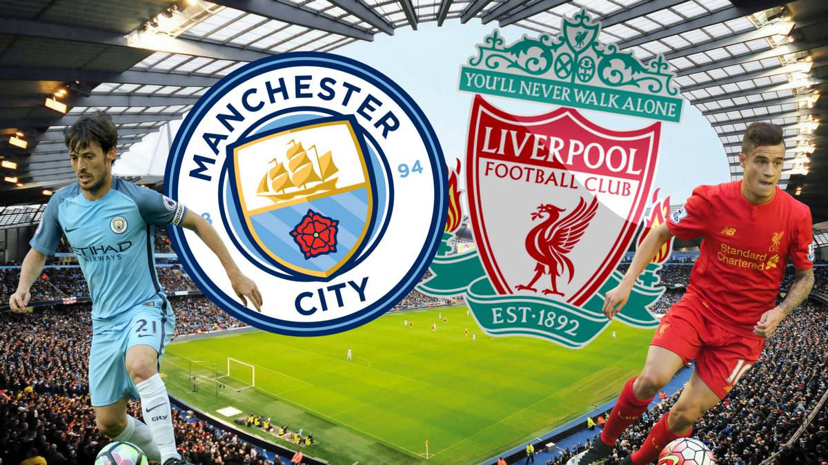 Image result for Manchester City and Liverpool