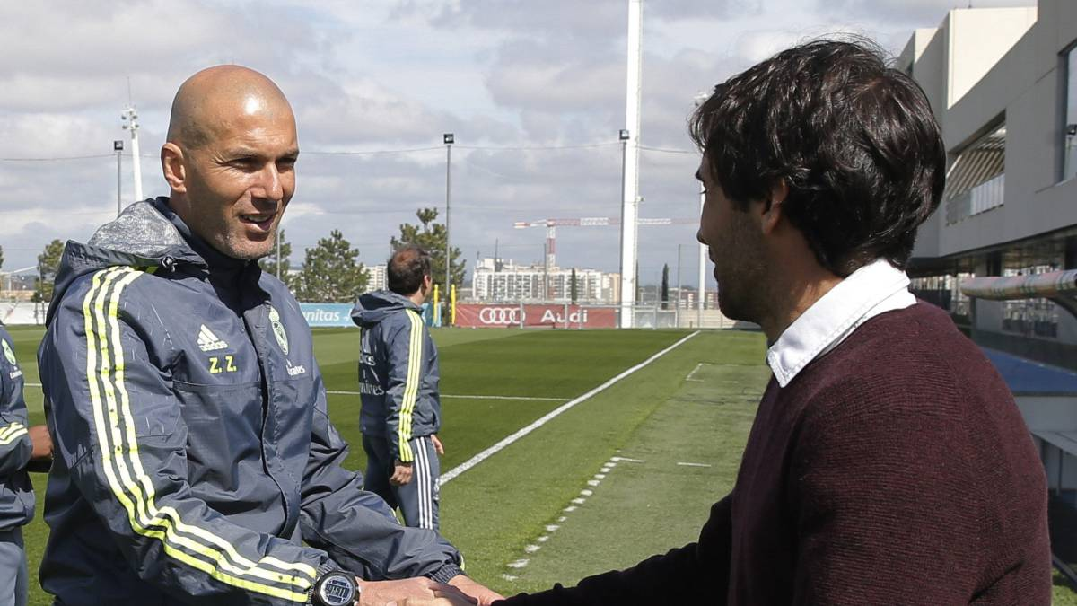 Image result for raul zidane