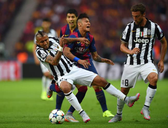 Champions League Juventus Vs Barcelona How And Where To Watch Times Tv Online As Com