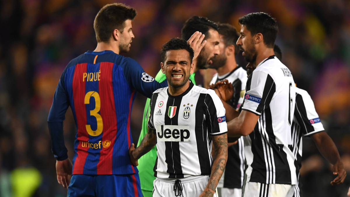 Barcelona Vs Juventus Champions League 2016 17 Match Report Goals Action As Com