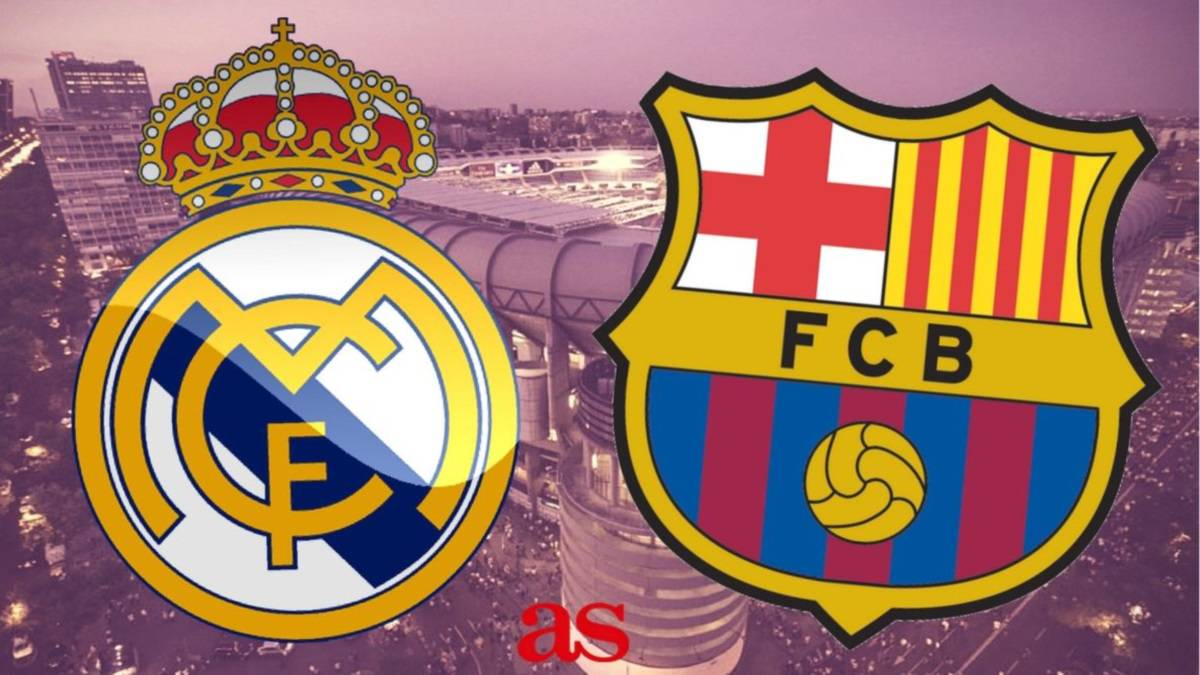 Real Madrid Vs Barcelona How And Where To Watch Times Tv