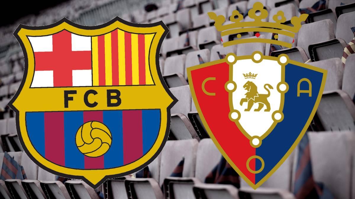 【足球直播】西甲第37輪:2020.07.17 03:00-巴塞隆拿 VS 奧沙辛拿(Barcelona VS Osasuna)