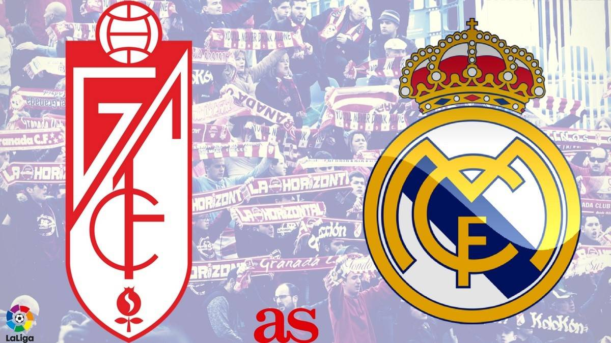 LaLiga | Granada vs Real Madrid: how and where to watch - times ...