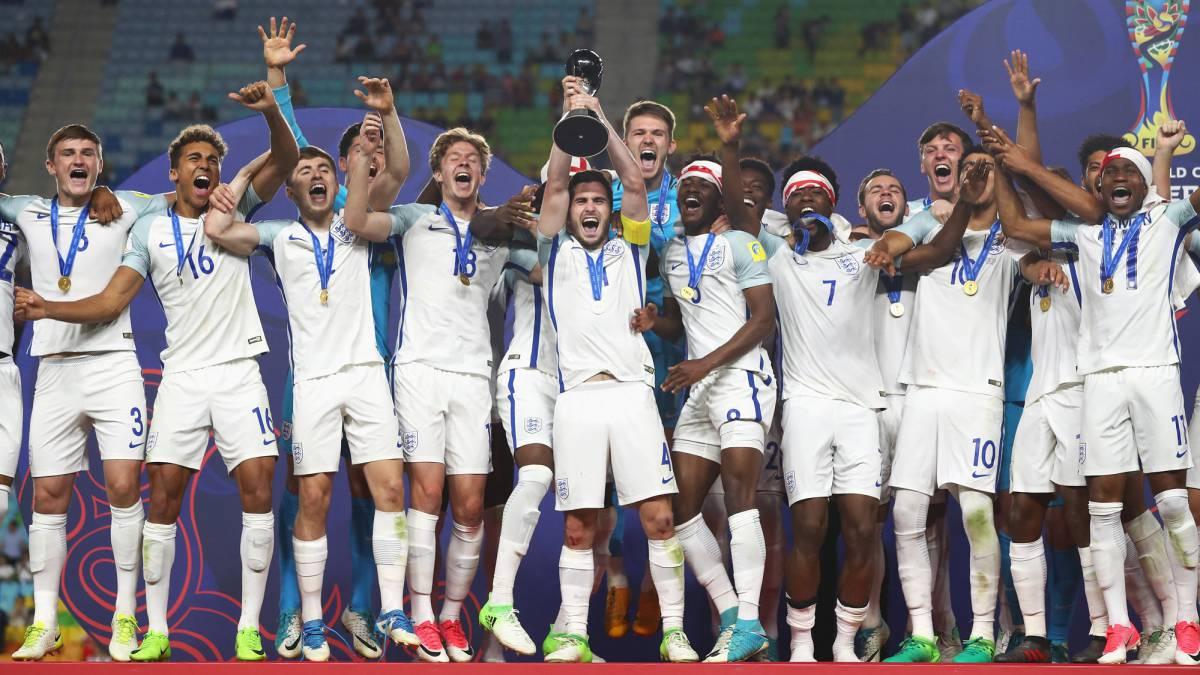 Venezuela 0-1 England: FIFA U-20 World Cup final result, report ...