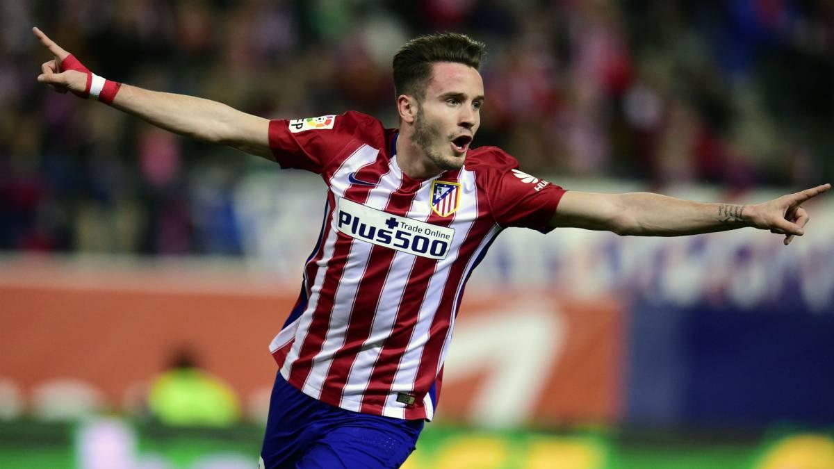 Saul Renews With Atletico Madrid Through To 2026 As Com
