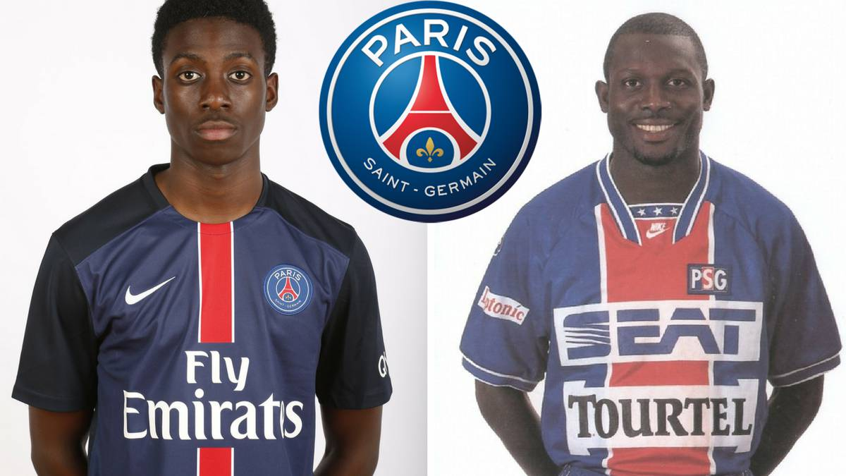 online store 368b3 ba1a4 Timothy Weah (son of George) signs pro deal with PSG - AS.com
