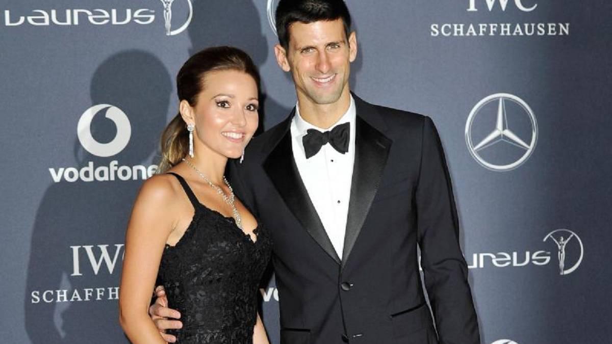 Novak Djokovic And Wife Jelena Welcome Baby Girl Into Family As Com