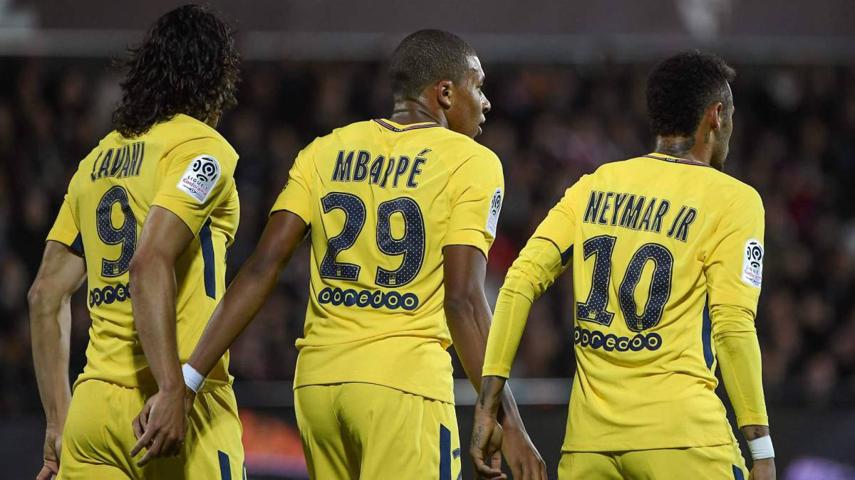 newest 022c5 77cbe Ligue 1 | Metz 1-5 PSG 5: match report, goals, as it ...