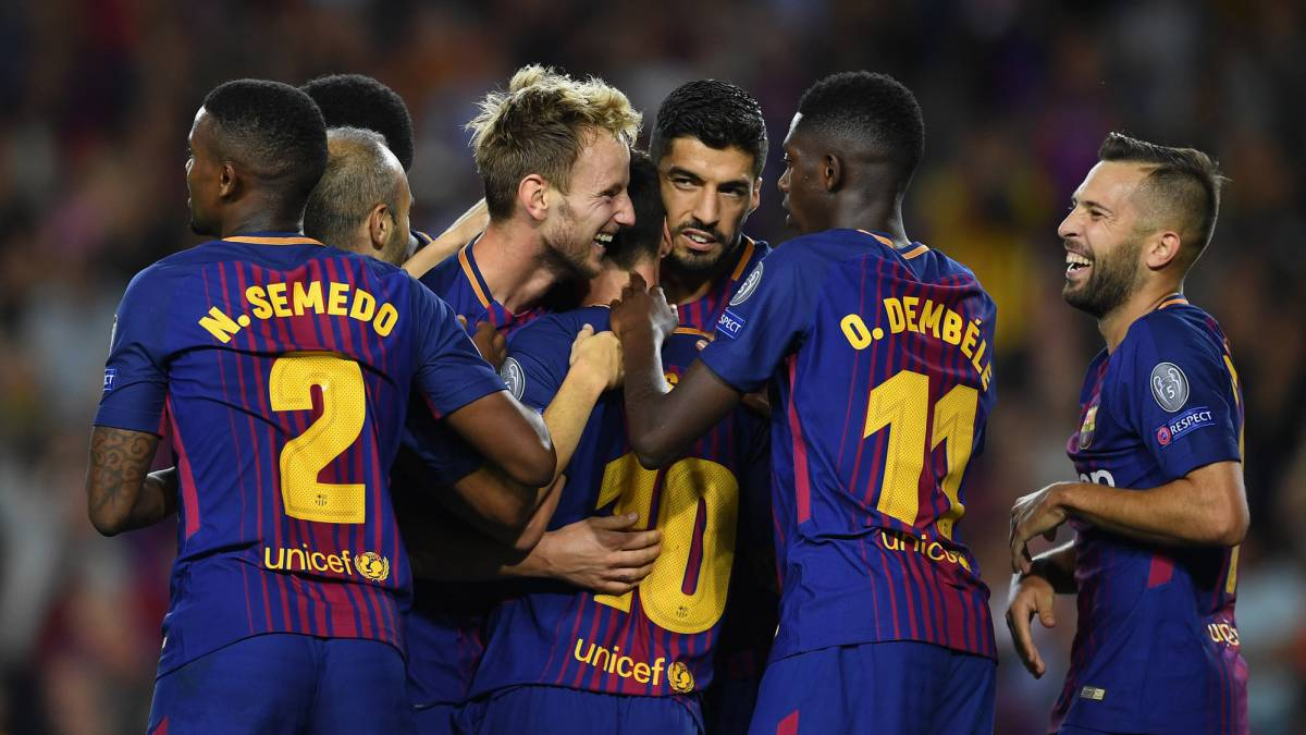 Barcelona Juventus As It Happened Goals Match Report As Com