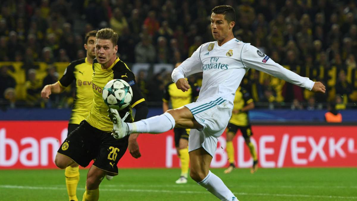 dortmund vs real madrid live stream free