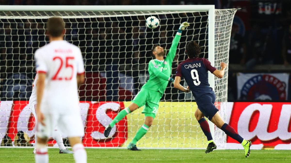 Psg 3 0 Bayern Munich As It Happened Goals Match Report As Com