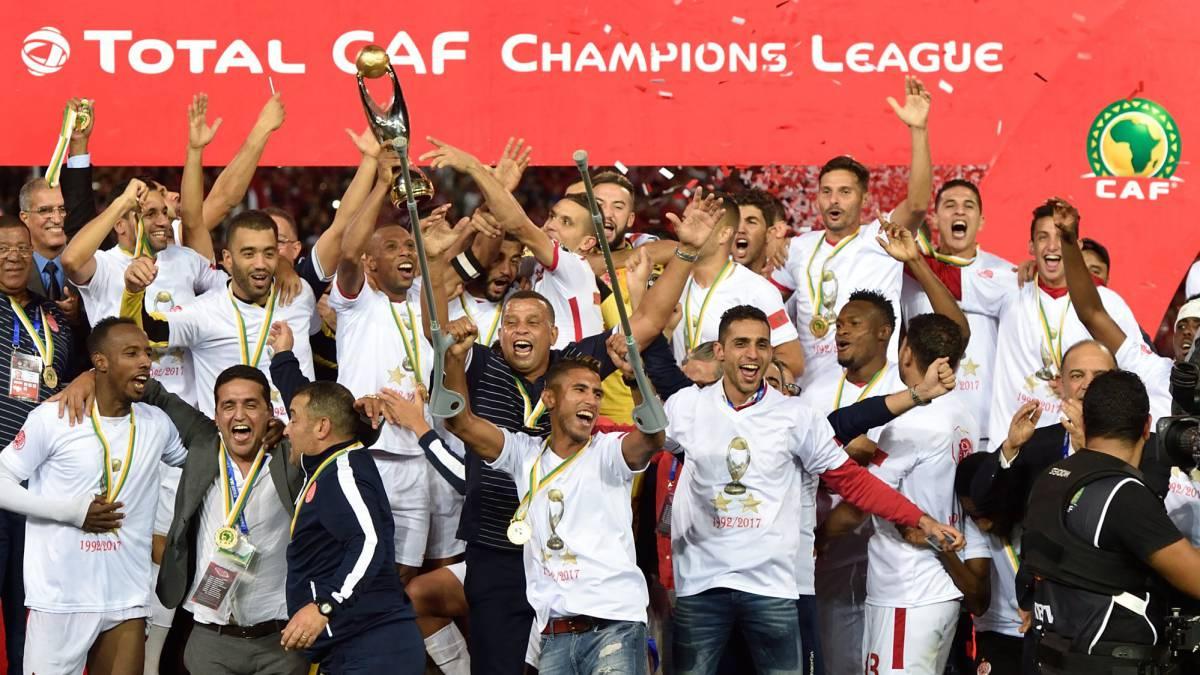 juoksukengät kuumia uusia tuotteita halpa hinta Wydad's Nekkach, Rabeh and Ounajem named in CAF Champions ...