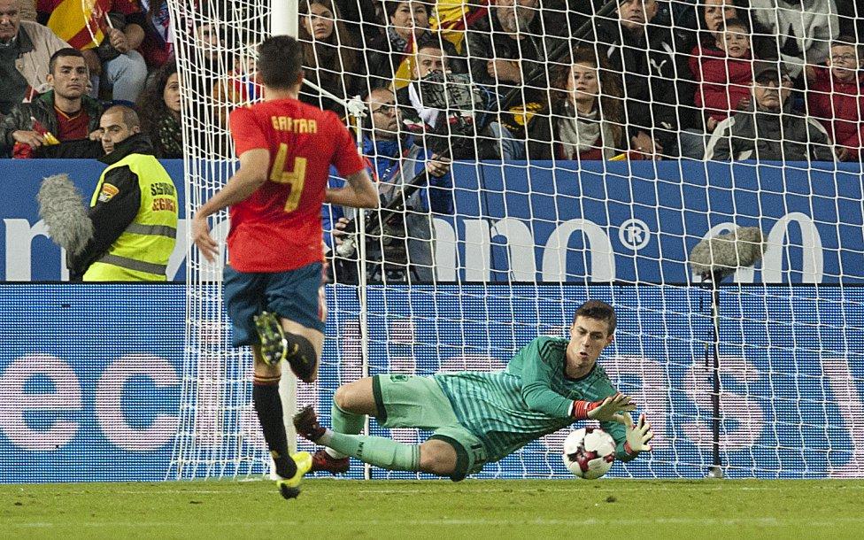8 Basque goalkeepers - AS com