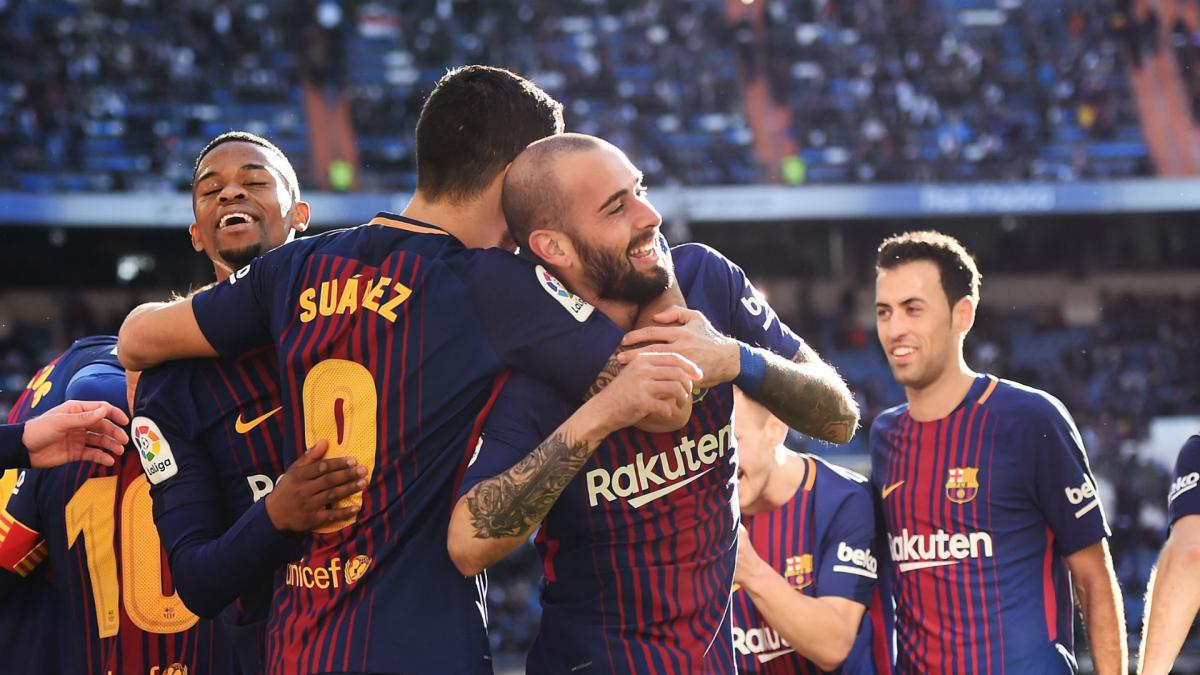 cheaper e38b8 d4c36 Barcelona's Aleix Vidal open to Roma switch, says agent - AS.com