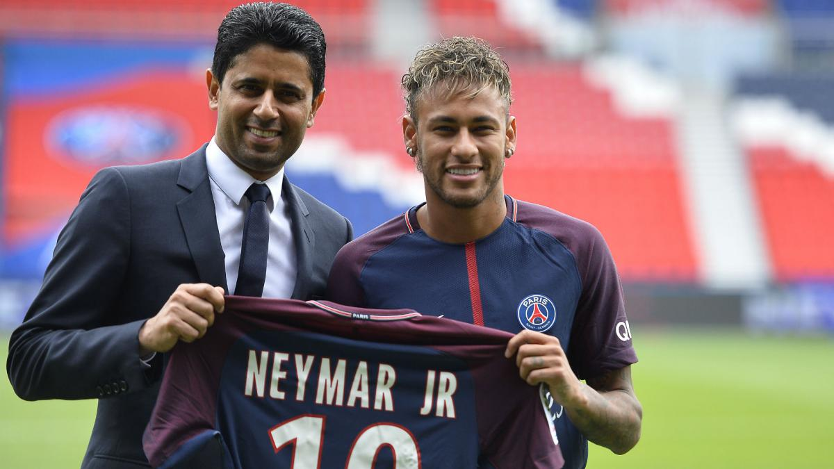 Neymar's PSG switch has changed the face of the transfer market ...