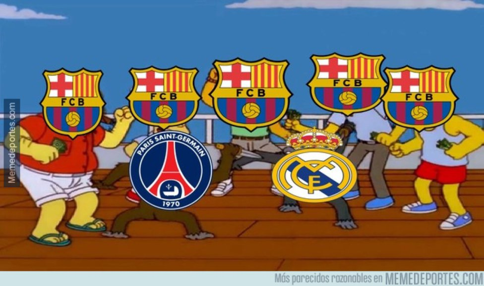 The best memes of PSG-Real Madrid - AS com