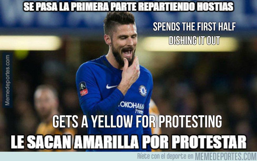 The best memes of Barcelona-Chelsea - AS.com e8622aa38e66b