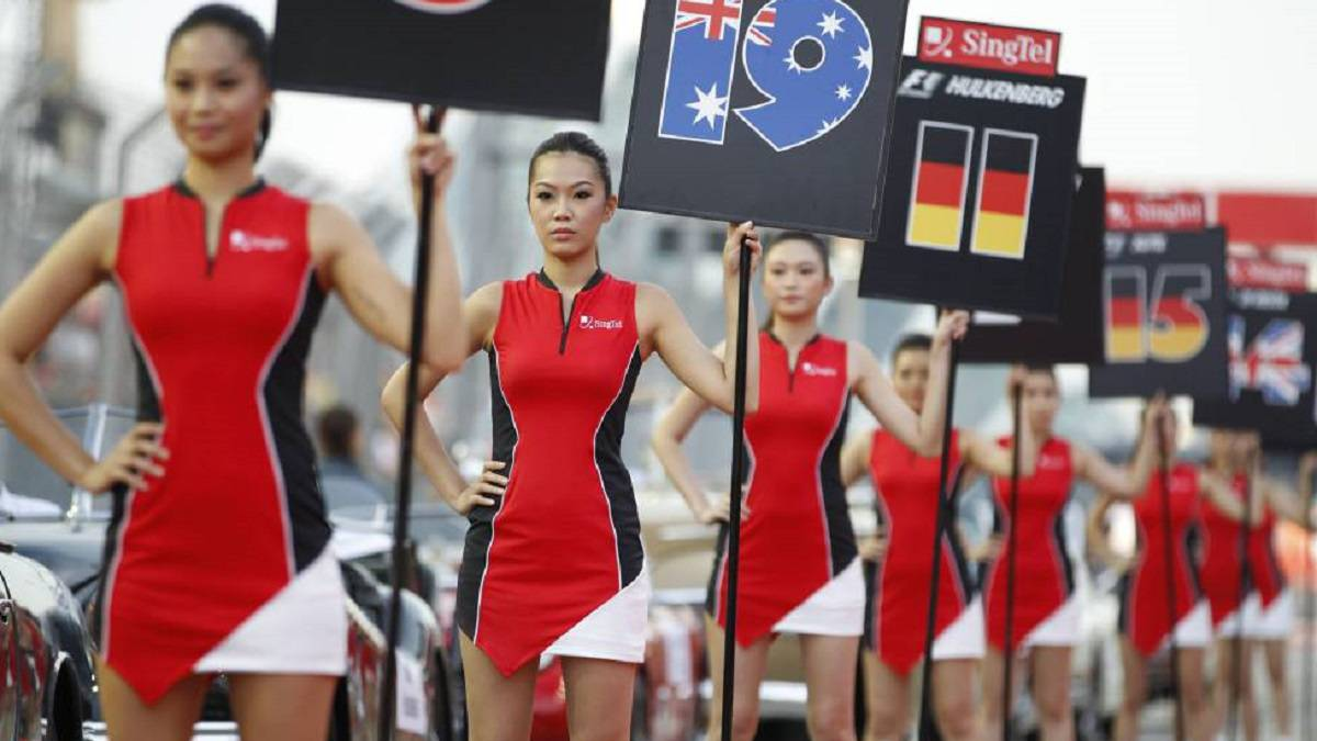 Girls Allowed Monaco Wants Grid Girls Back At 2018 F1 Race As Com