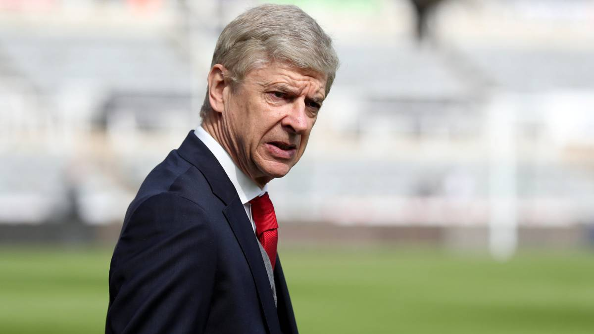 Arsene Wenger confirms he will leave Arsenal and Twitter reacts - AS.com