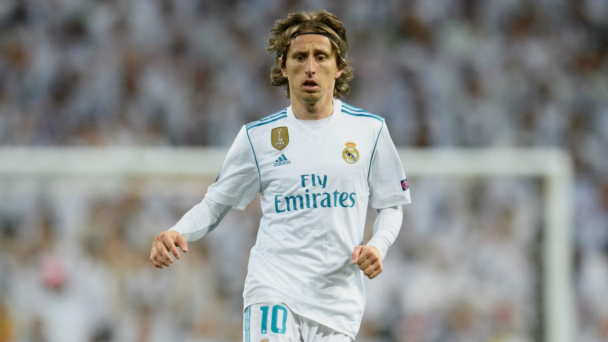 Modric: Real Madrid star open to Ibrahimovic union in MLS - AS.com