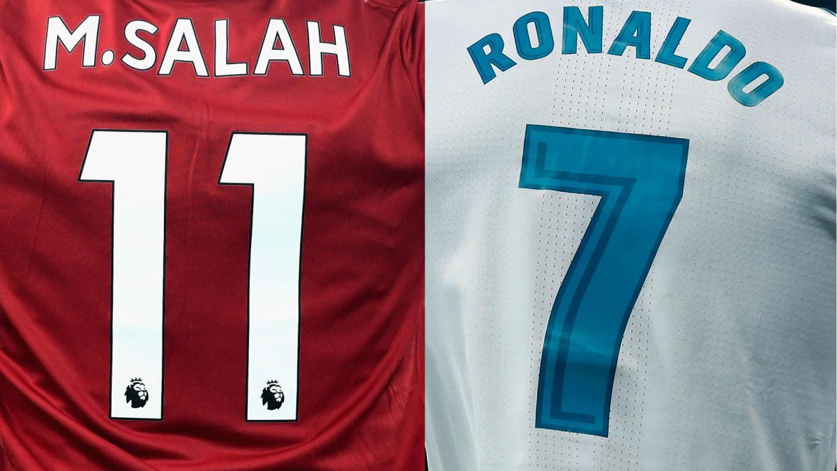 Real Madrid V Liverpool Salah Takes Chances Better Than Cristiano