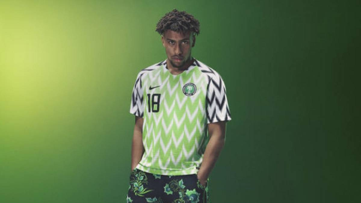 07954509d Nigeria World Cup jersey sells out after just three minutes - AS.com