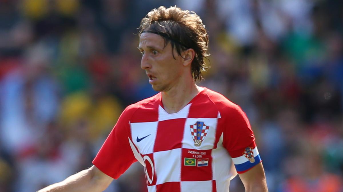 huge discount df490 fece2 Modric among star-studded Croatia World Cup squad - AS.com