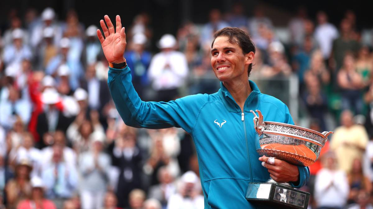 French Open Final 2018 Nadal Wins 11th Roland Garros Title As Com