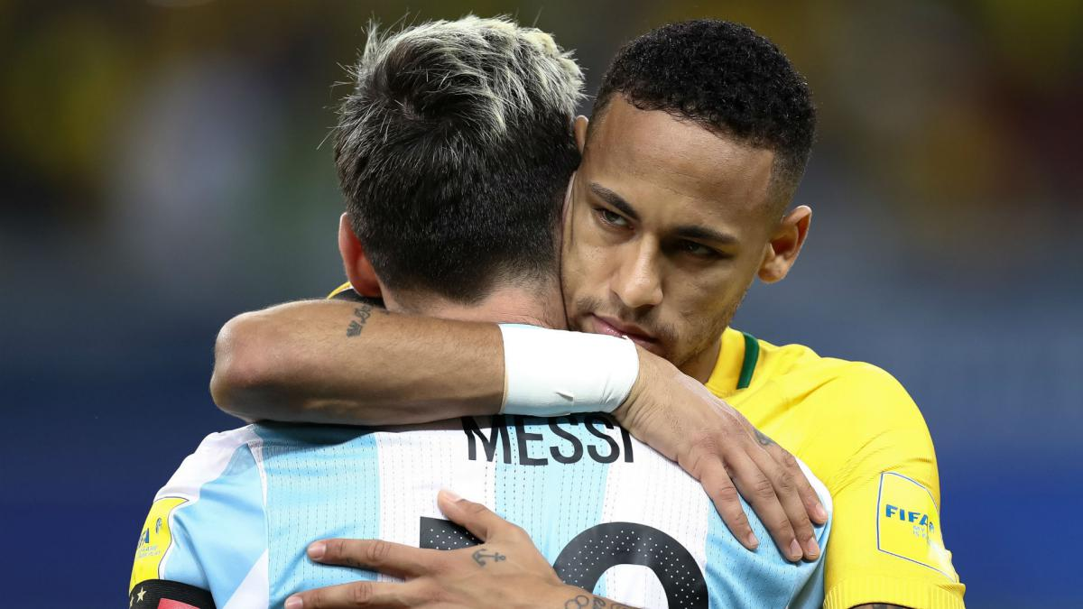 Neymar I M The Best Player In The World Ronaldo And Messi Are