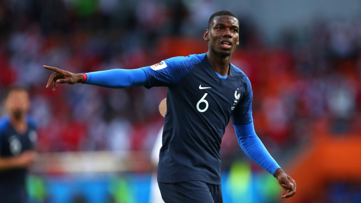 newest 0e4eb cbefd 2018 World Cup won't be Pogba's last - France boss Deschamps ...