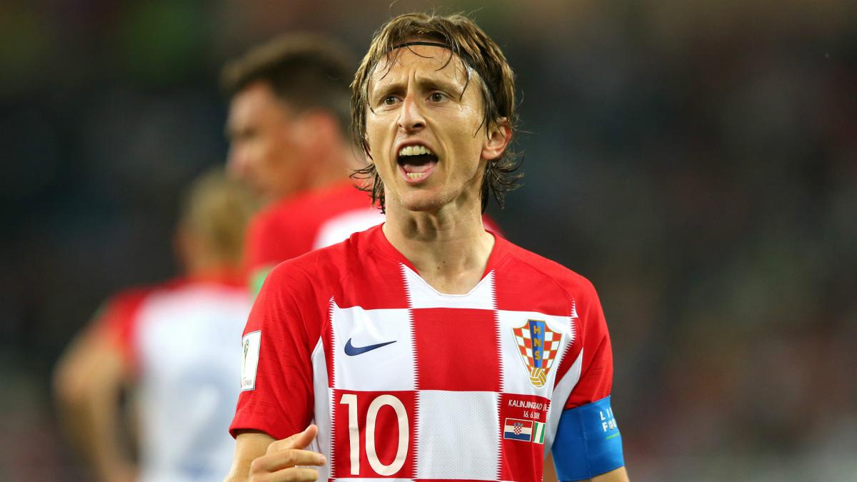 hot sale online bb027 83540 World Cup 2018 | Modric and Croatia looking to seize golden ...