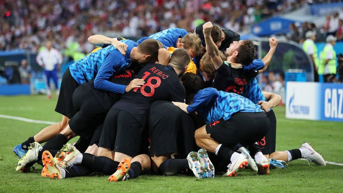Russia Vs Croatia Live World Cup 2018 Quarter Final Match As Com