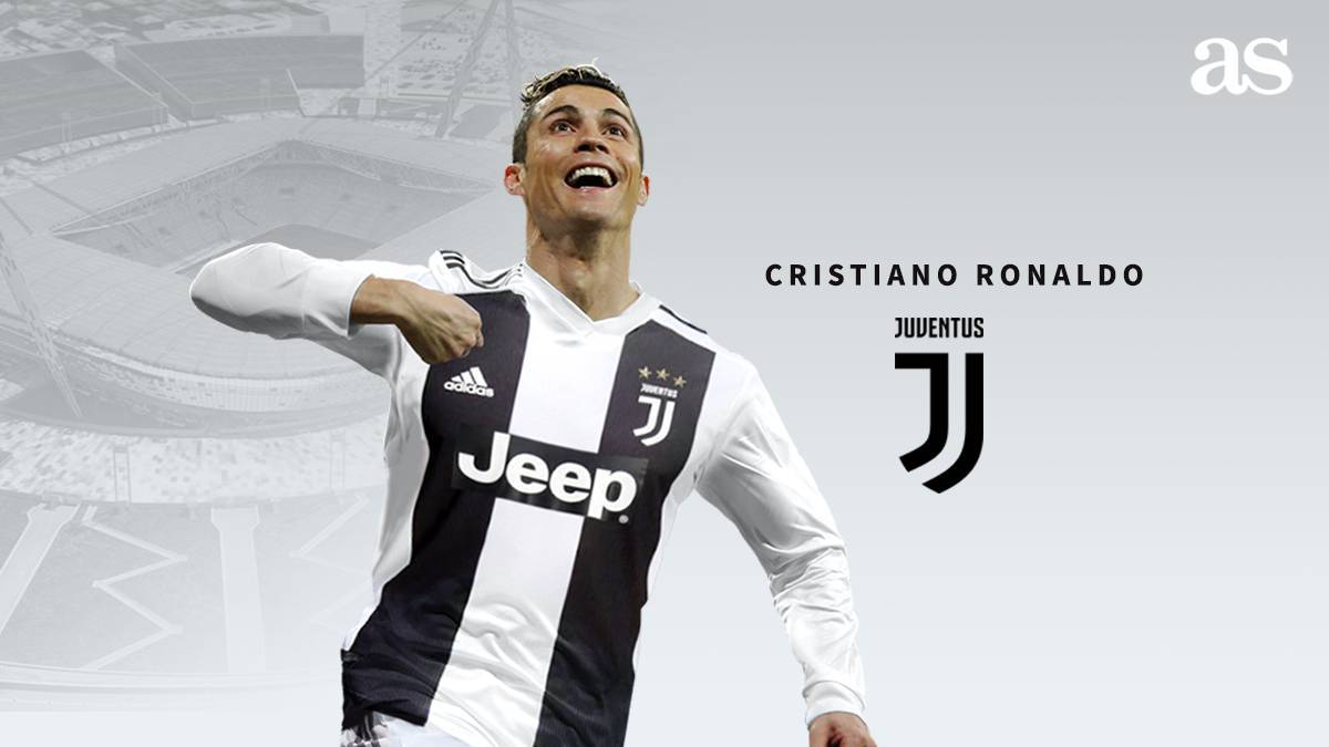 cd78024bf Cristiano Ronaldo leaves Real Madrid for Juventus - AS.com