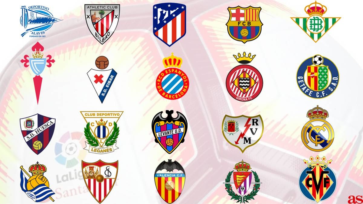 LaLiga 2018/19 fixture list confirmed - AS com